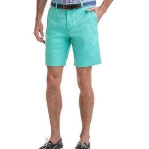 Vineyard Vines Green Club Short Men's Shorts 36
